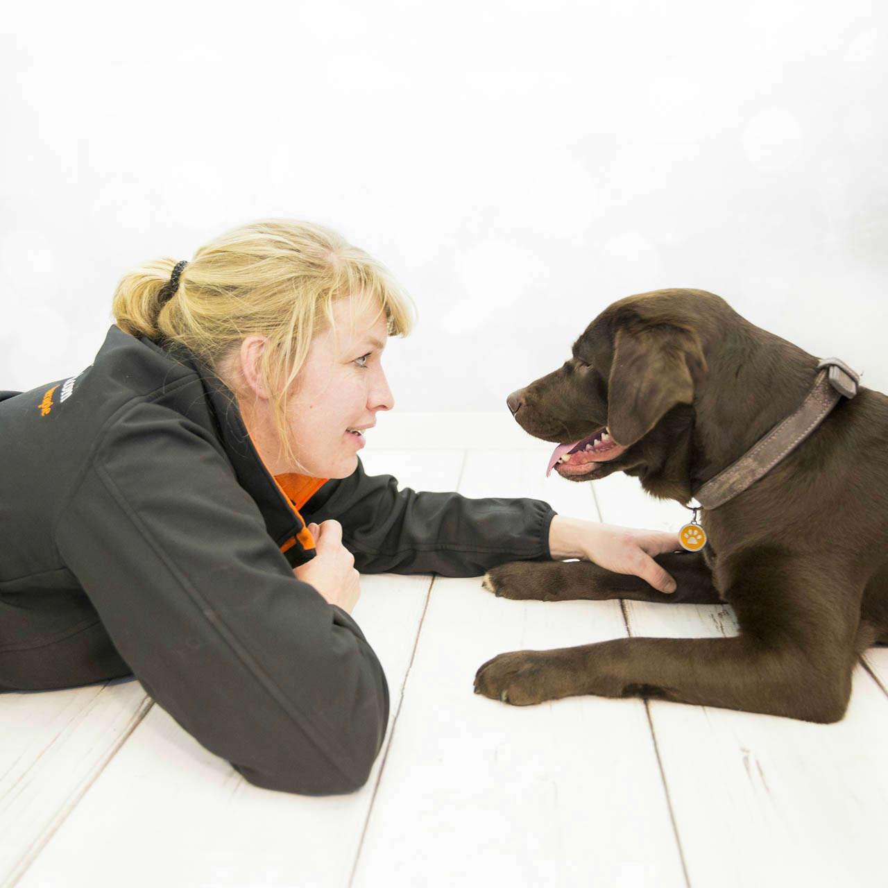 Afbeelding Mijn hond & ik | Anouk Blijlevens